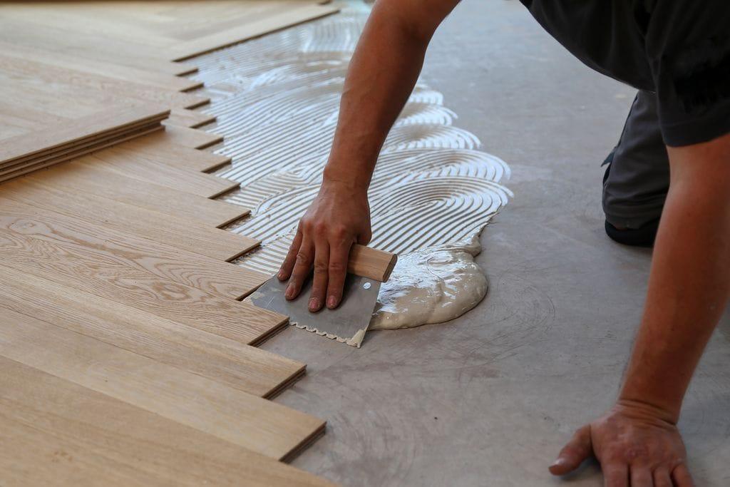 Fußboden Untergrund Vorbereitung