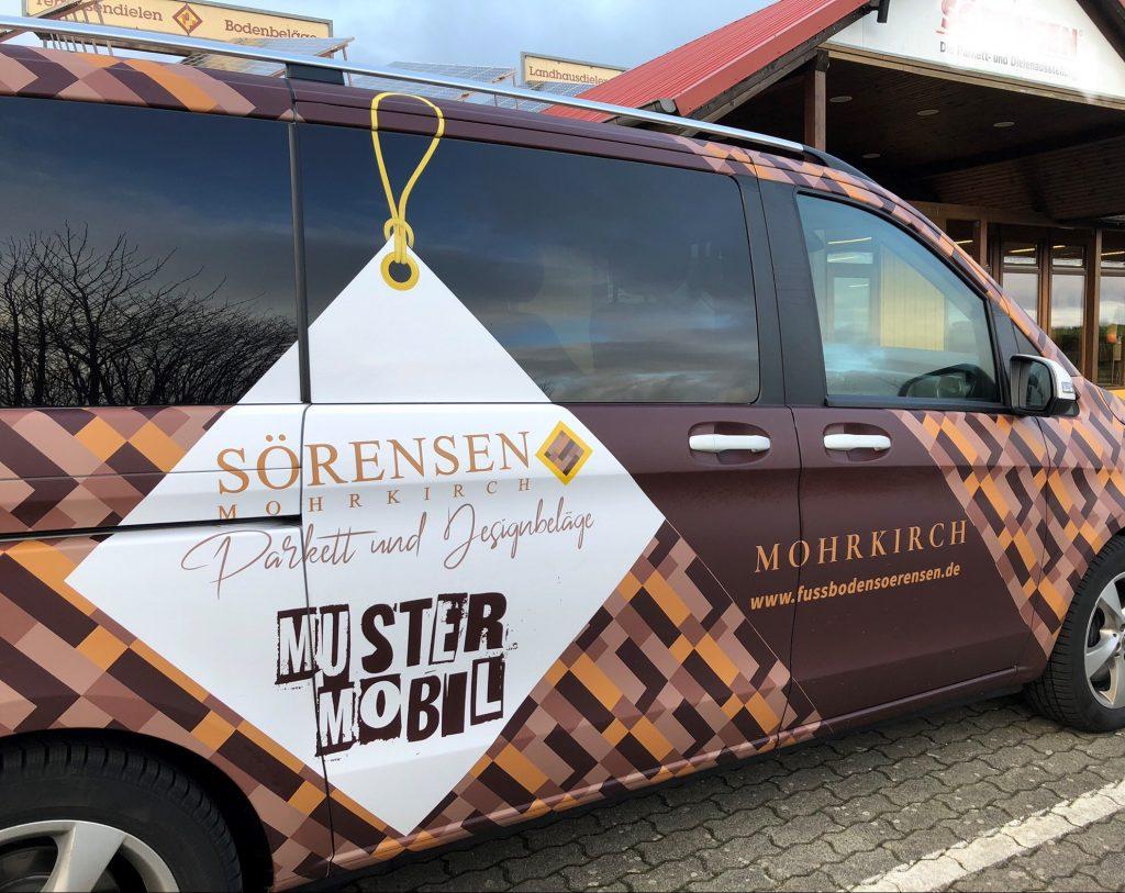 Unser Mustermobil – einfach mehr Service